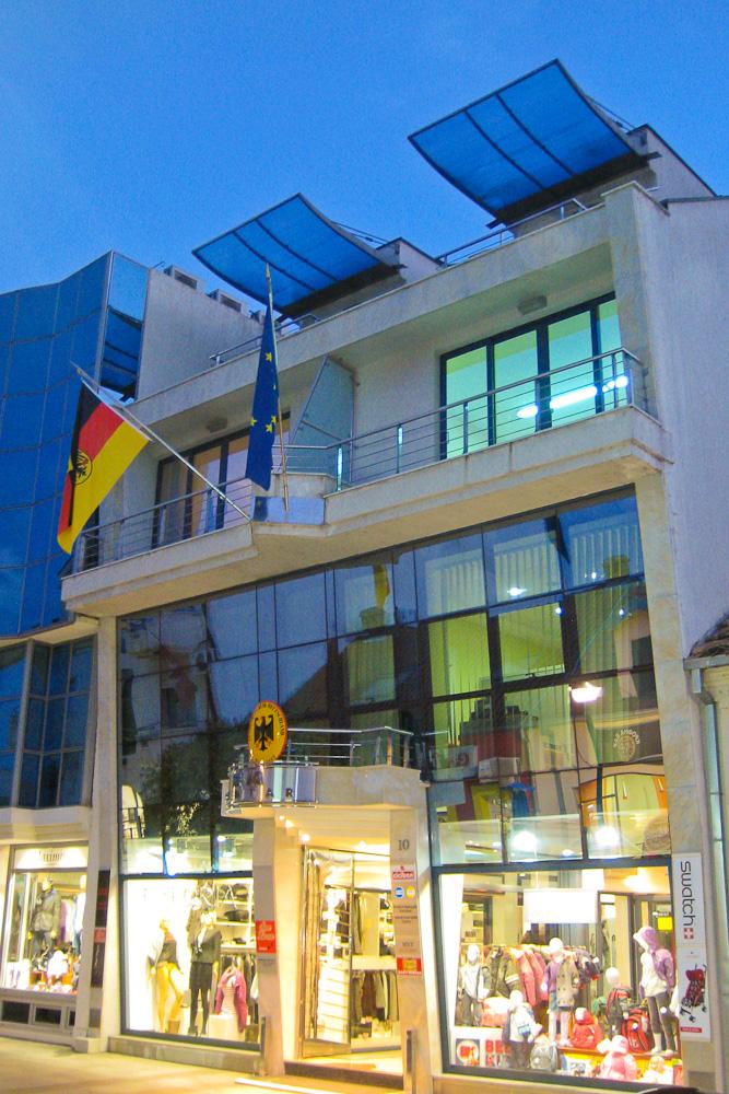 Deutsche Botschaft in Podgorica (Montenegro)