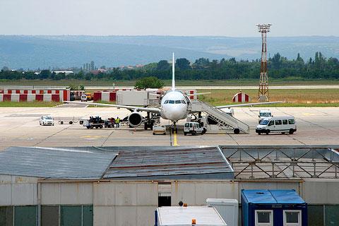 Flughafen Varna (Foto: Aliaksandr Kazantsau | Dreamstime.com)