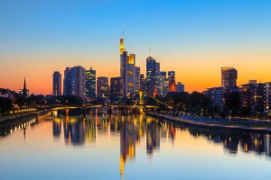 Frankfurt am Main - Skyline