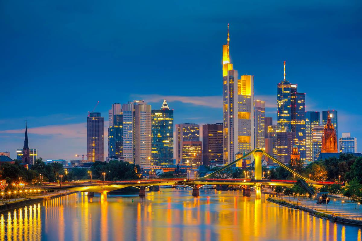 skyline in frankfurt am main localpedia. Black Bedroom Furniture Sets. Home Design Ideas